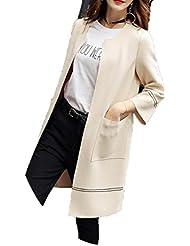 LQABW Printemps Nouvelle-coréen Slim Femmes Casual Veste Coupe-vent Manteau De La Mode