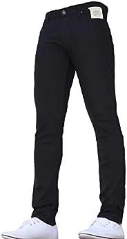 Jeans denim, nuovo marchio Enzo, per ragazzi e bambini, designer scuro, skinny, vestibilità aderent