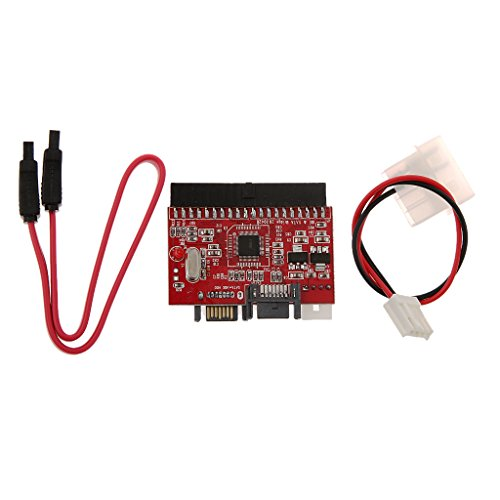 Ide Ultra Ata-100 Festplatte (MagiDeal SATA to IDE HDD/IDE to SATA Serial ATA 100/133 Adapter Converter Cable)