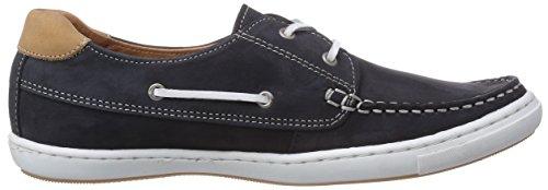 Tamaris 23615, Chaussures bateau femme Multicolore - Mehrfarbig (Navy 805)