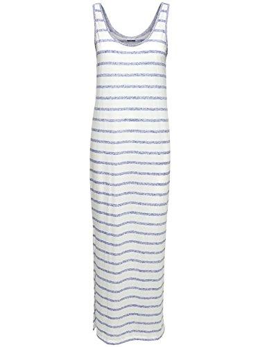 JACQUELINE de YONG Strandkleid Sommerkleid Kleid JDYZADA LOND DRESS STRIPES 15134052 cloud indigo