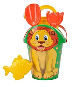 Androni Giocattoli 1307-0000 1 - juguetes para arena (Multicolor, De plástico)