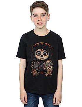 Disney Niños Coco Miguel Face Poster Camiseta