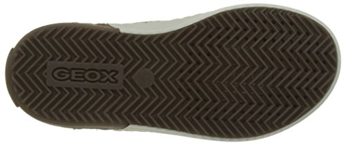 Geox J Kalispera A, Sneakers Basses Fille Rose (Rose Smoke)