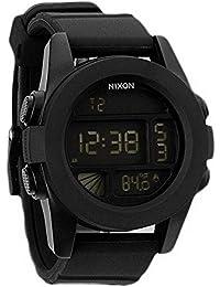 Nixon Herren-Armbanduhr Digital Plastik A197307-00