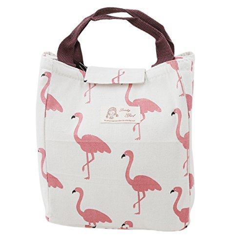 Lalang Tragbaren Lunch Taschen, Lunchtasche Kühltasche Wiederverwendbare Wasserdicht Isoliert Picknicktasche (001#)