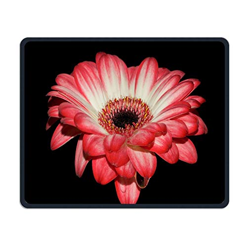 Non-Slip Flower Mousepad Desktop Mouse pad Laptop Mouse pad Gaming Mat Oil Bronze