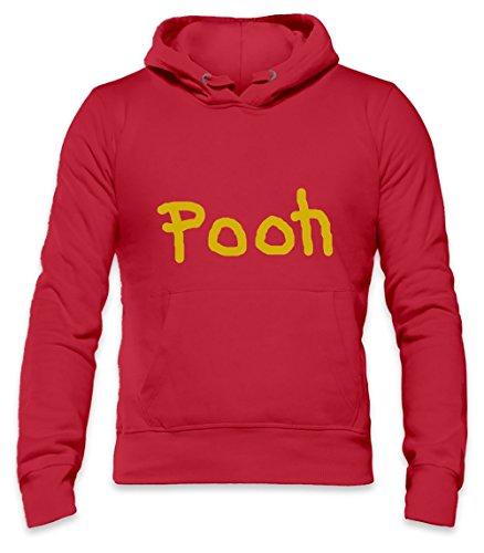 Winnie The Pooh Mens Hoodie Large