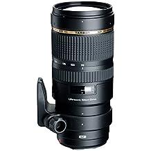 Tamron A009S SP AF 70-200 mm F/2.8 Di USD - Objetivo con montura para Sony/Minolta (distancia focal 70-200mm , apertura f/2.8, macro, diámetro: 77mm) - incluye parasol