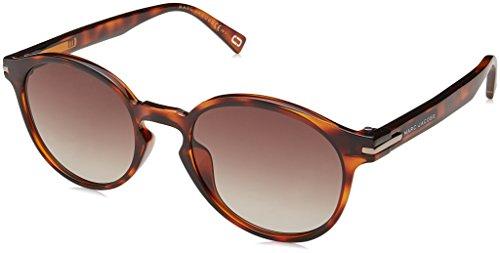 Marc Jacobs Unisex-Erwachsene MARC 224/S HA 581 52 Sonnenbrille, Havana Blck/Bw Brown,
