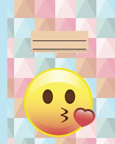 back-to-school-composition-notebook-geometric-kissing-emoji-80-sheets-160-pages-college-ruled-8-x-10