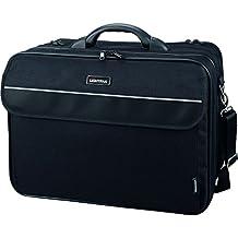 Lightpak 46075 - Multifunktionstasche Corniche, aus Nylon, schwarz