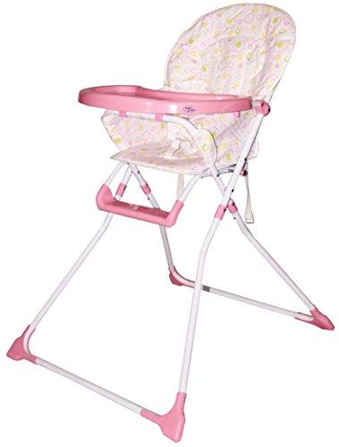 Bebe Style Baby Hochstuhl & Kinderhochstuhl, klappbar – multifunktionaler Klapphochstuhl, Babyhochstuhl, Babystuhl, Kinderstuhl & Kindersitz