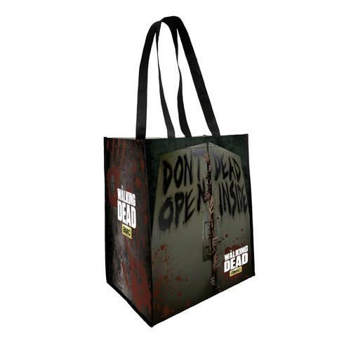 the-coop-walking-dead-dont-open-dead-insiden-shopping-tote-by-animewild
