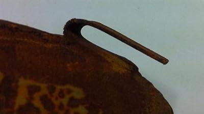 lange Rost Engelsflügel zum Einhängen - Edelrost Flügel