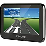 "SNOOPER S2700 Truckmate Pro EU with 4.3"" LCD Display"