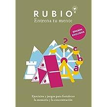 Rubio. Entrena tu mente (OCIO Y TIEMPO LIBRE, Band 703016)