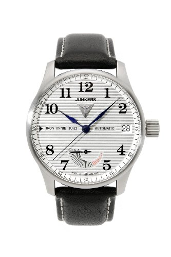 Junkers Automatic JU6660-1 Elegante orologio da uomo Made in Germany