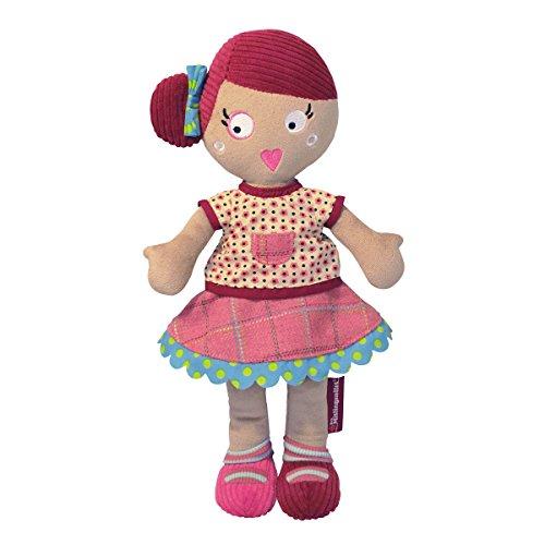 Les Mistinguettes 45900 - Bambola di stoffa Jeannette