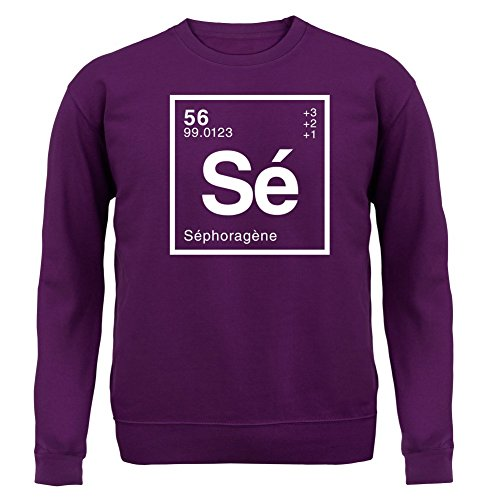 sephora-element-periodique-enfant-sweat-violet-l-7-8-ans