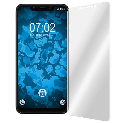 PhoneNatic 1er-Pack Bildschirmschutzfolien klar Flexible Folien kompatibel mit Xiaomi Pocophone F1