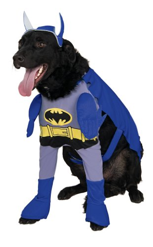 Hund Batman Kostüm
