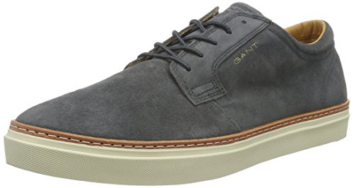Gant Bari, Baskets Basses Homme Gris - Grau (Graphite grey G83)