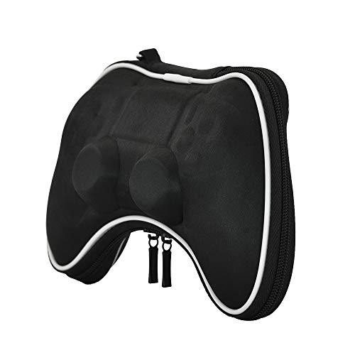 FBGood Travel Case Airform Pouch Tasche Handtasche für PS4 Controller Gamepad, Wasserdichter Rucksack Reisetasche Outdoor Tasche Gamepad Handschlaufe Fernbedienungstasche Reisetasche - Ps4 Die Bewegen Einfach Sie