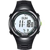 BACKWORLD Reloj Inteligente, Alpinismo Deportivo al Aire Libre, Reloj brújula Incorporado, Reloj de