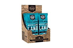 Paleo Gluten free Grass Fed and Free Range Meat Snack (Morroccan Lamb)