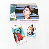 BTS 2019–2020foto calendario da tavolo + BTS Instagram photo + adesivo (Seoulmate) Jimin