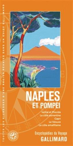 Naples et Pompéi: Ischia et Procida, la côte sorrentine, Capri, le Vésuve, la côte amalfitaine par Collectifs