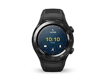 Huawei Watch 2 Sport Black Akıllı Saat