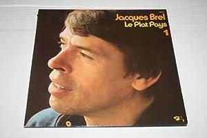 Le plat pays / Vinyl record [Vinyl-LP]