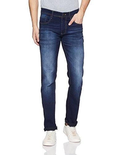 Newport by Unlimited Men's Slim Fit Jeans (274373921_BLUE-DS_32)