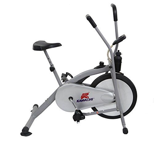 Kamachi Home Gym Excersise Cycle Air Bike Dual Action Bike  available at amazon for Rs.6650