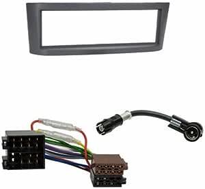 Roadster 452 Radio Set Black Elektronik