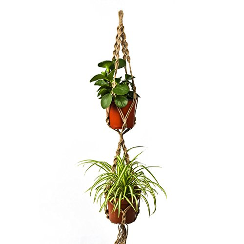 newcomdigi-suspension-double-pour-plante-macrame-porte-plante-macrame-suspension-plante-solide-110-c