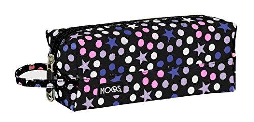 MOOS – Portatodo con diseño Stars, 20 x 8 cm (SAFTA 841542593)