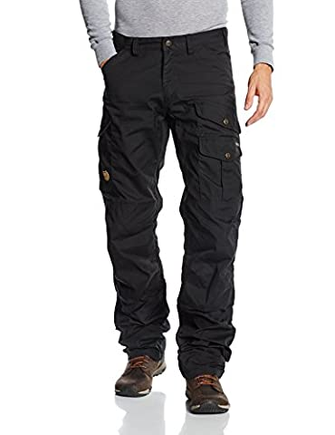 Fjällräven Barents Pro Pantalon Homme Noir FR : 52 (Taille