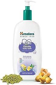Himalaya Gentle Baby Bath 800ml With Pump Dispenser