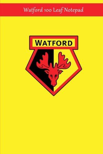 Watford 100 Leaf Notepad