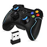 ZQYR GAME# Gamecontroller kabellos verbunden Doppelte Vibrationsimpulsfunktion Mit USB-kompatibel für Windows XP/Vista, Windows 7/8 / 8.1/10, PS3, Android (Via OTG), 9013 -