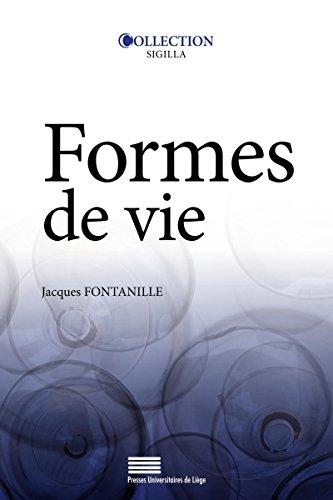 Descargar Libro Formes de vie de Jacques Fontanille