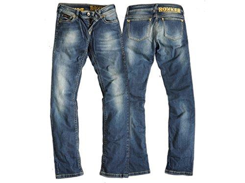 Rokker The Diva Jeans - Damen 29 L32