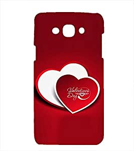 printtech Premium Latest Designer Valentines Day Printed Back Case Cover for Samsung Galaxy J3 Pro (2017); Samsung Galaxy J3 (2017 EDITION) / Samsung J3 Pro - 4G - Dual SIm- S Bike Mode / J330F / DSJ330G / DSAT&T