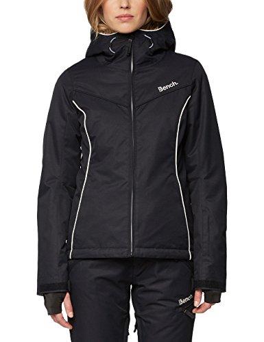 Bench Damen BPWK000014 Jacket, Black Beauty, S