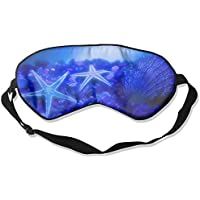 Starfish Sea Stars Illustration Sleep Eyes Masks - Comfortable Sleeping Mask Eye Cover For Travelling Night Noon... preisvergleich bei billige-tabletten.eu