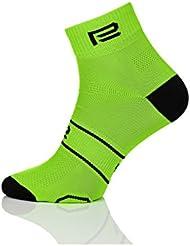 prosske LS-Atténuation 1Chaussettes Chaussettes de chaussettes de course de Sport Respirant Plusieurs couleurs