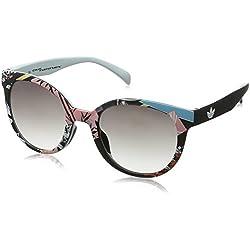 Damen Sonnenbrille adidas Originals AOR002 Flower Soccer Black Sonnenbrille